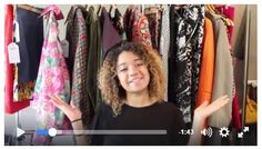 Slow Fashion, Something To Do, Facebook, Hair Styles, Videos, Clothing, People, Beauty, Wardrobe Closet
