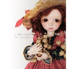 BJD/SD кукла soom imda 2.6 modigli сочлененной куклы высокое качество Бесплатные глаза