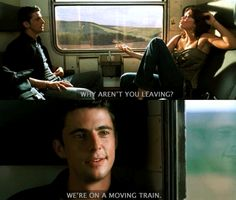 Chasing Liberty is too good....Mathew Goode and Mandy More are awesome in it and it has brilliant quotes :)