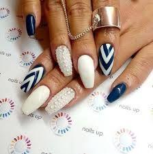 Most Popular Coffin Nails - Nail Designs - Nail Art Get Nails, Dope Nails, Simple Nail Art Designs, Nail Designs, Nails Decoradas, Manicure Gel, Fabulous Nails, Creative Nails, Trendy Nails