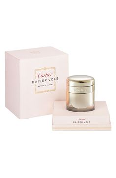 Perfume from my love! Cartier 'Baiser Volé' Extrait de Parfum available at #Nordstrom