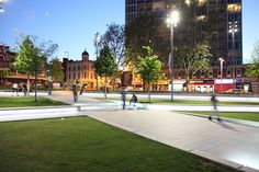 Woolwich_Squares-by-Gustafson_Porter_Landscape_Architecture-03 « Landscape Architecture Works | Landezine
