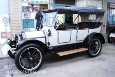 Buick 25 5 Passenger 1914