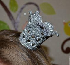 Корона новогодняя - серебряный, золотой, корона, корона для принцессы, корона для фотосессии, корона для девочки
