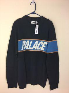 81d165529be0 Palace Palace Logo Knit Size US XL   EU 56   4 Fashion Articles