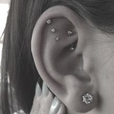 Loving this triple helix. Next piercing?