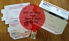 Sell on eBay with Worry Free Shipping  #sponsored