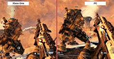 Confira a diferença gráfica de Titanfall entre PC e Xbox One