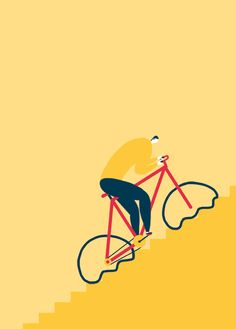 Mágoz, Stair Rider for Boneshaker Magazine