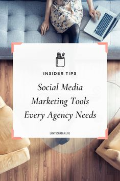 Social Media Marketing tools that our agency can't live without.