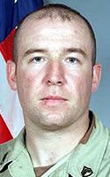 Staff Sgt. Sean P. Huey  Died November 11, 2004 Serving During Operation Iraqi Freedom  28, of Fredericktown, Pa.; assigned to the 1st Battalion, 506th Infantry Regiment, 2nd Infantry Division, Camp Greaves, Korea; killed Nov. 11 when a vehicle-borne improvised explosive device detonated near his Humvee while he was on patrol in Habbaniyah, Iraq.