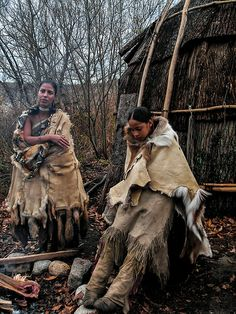 Wampanoag people by avatarsound, via Flickr