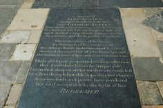 Jane Austen's Grave, Winchester Cathedral by stephen_dedalus, via Flickr