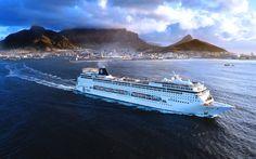 MSC Sinfonia - круизный лайнер компании MSC Cruise
