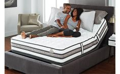 Serta iSeries Mattresses - read about this awesome mattresses features! #mattress #serta #sleep #sleepright