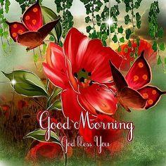 Good Morning God Bless You Flowers religious quotes morning good morning morning…