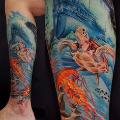 ⭐ Hashtag #tattooistartmag pick of the day: Artist:@fernan…   Flickr
