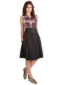 I kind of hate ModCloth's hit-or-miss size ranges. I get that they're retailing other manufacturer's goods, but it sucks to see cute things on their site and then find out they don't carry it in your size.