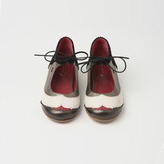 Trinity Leather Shoes — Yaya Lala