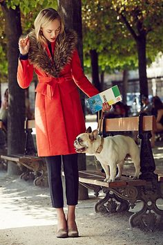 gorg - Montaigne Coat #anthropologie