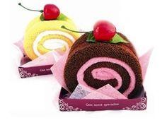 como hacer figuras con toallas con forma de cupcakes