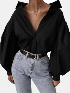 #Fall2021collection #Falloutfits #Fallcollection #FallWear #Autumnwear #fashionintrend #womenfashion #Expressyourself #autumncollection #auntumndress $99.00 $53.19 Cute Fall Outfits, Classy Outfits, Chic Outfits, Pinterest Fashion, Fashion Group, Outfit Goals, Passion For Fashion, Types Of Sleeves, Shirt Blouses