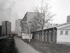 A víztornyi barakk ABC talán a 70-es évek közepén...