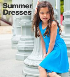 Summer Dresses for #Kids by #American Apparel.