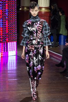 The youth quake continues at Kenzo
