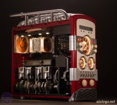 *Bit-tech Mod of the Year 2014 In Association With Corsair Streamliner by aio
