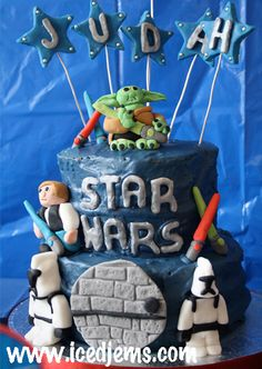 "Star Wars / Birthday ""Star Wars The Clone Wars Party"" 