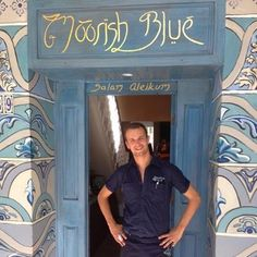 Moorish Blue Sydney : Hugo