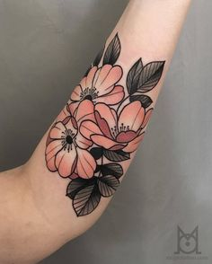 ElectricTattoos — morelmorgane: 1er tattoo pour Alice, merci!...