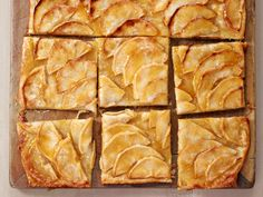 French Apple Tart recipe via #FNMag for #FNThanksgiving