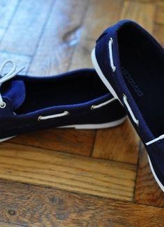 Kup mój przedmiot na #vintedpl http://www.vinted.pl/damskie-obuwie/balerinki/10079506-zeglarskie-buty-mokasyny-firmy-hm