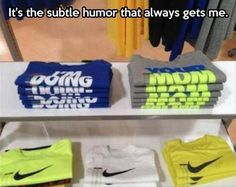 Subtle humor