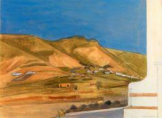 Wilhelmina Barns-Graham (1912-2004), Arrieta (Tabayesco) 2 (1990), pencil and acrylic on paper