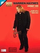 Warren Haynes Legendary Licks (Softcover with CD)