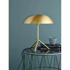 Bloomingville tafellamp Tripod goud