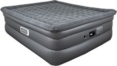 Airtek Plush King Pillow Top Air Bed Mattresses 13002 Mattress Built In