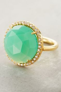 Indulgems Rosaline Ring #anthrofave