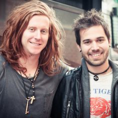 Travis Clark and Charles Trippy, I will meet them one day. #tampa