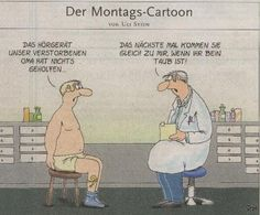 Montags-Cartoon von Uli Stein - http://www.gehoerlosblog.de/montags-cartoon-von-uli-stein/