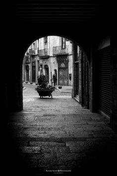 Carrer Cort Reial - Girona, 09-02-2016