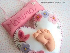 Vanessa Biali: Pezinho de bebê e vida nova!                                                                                                                                                                                 Mais