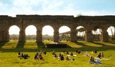 Parco degli Acquedotti, Appian Way
