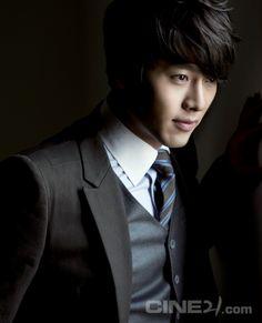 Hyun Bin. ahh he was sooo perfect in Secret Garden.