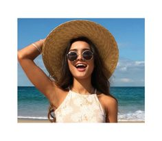 Retro Design, Panama Hat, Teal, Sunglasses, Orange, Couples, Model, Google Drive, Lightroom
