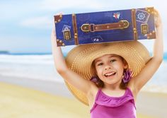 Tips For Packing Kids Luggage For Vacation | Celeb Baby Laundry
