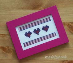 Violet hearts